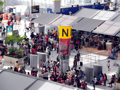 airport check-in TSA amputee guidelines