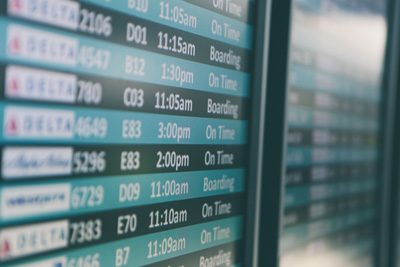 airport arrival TSA amputee guidelines